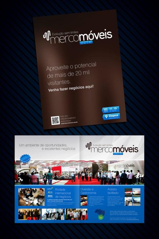 Folder Mercomóveis 2014